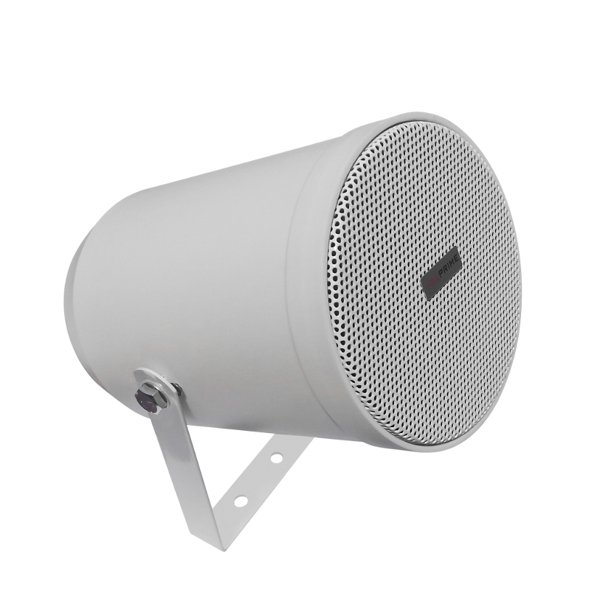 directional overhead paging and music speaker